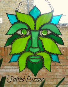 Green man  by FaithsBizzar,  Also can be found at https://www.facebook.com/FaithsBizzarArt