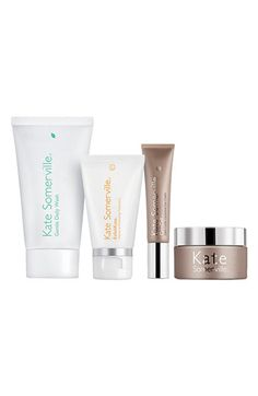 Kate Somerville 'Restore & Renew' Kit: features her incredible Gentle Daily Wash, must have ExfoliKate and skin transforming CytoCell Dermal Energizing Treatment and Dark Circle Corrective Eye Cream. #Nordstrom