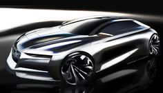 citroen ds concept - Google 검색