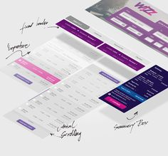 Wizzair.com redesign by Mito , via Behance