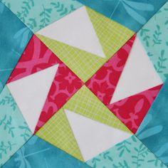 BlockBase Sew Along - Block 6 #2354