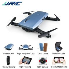 Best Seller US $137.97 In Stock! JJR/C JJRC H47 ELFIE Plus with HD Camera Upgraded Foldable Arm RC Drone Quadcopter Helicopter VS H37 Mini Eachine E56  #stock! #elfie #camera #upgraded #foldable #drone #quadcopter #helicopter #eachine