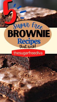 Low Calorie Desserts, Diabetic Desserts, Sugar Free Desserts, Sugar Free Recipes, Diabetic Recipes, Dessert Recipes, Healthy Christmas Cookies, Christmas Desserts, Sugar Free Diet Plan