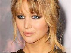 Jennifer Lawrence hair and makeup <3