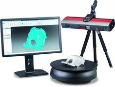 Fig. 1 New Perceptron  Smart3D Laser Scanning System (3)