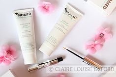 [#Review] #Biomed Pure #Detox #Mask, Chin Up e Lushes #Lashes  http://clairelouiseoxford.blogspot.it/2016/01/review-biomed-pure-detox-mask-chin-up-e.html