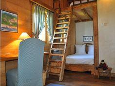 small cabin perhaps?