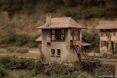 Dreimuhlentalbahn blog - signal box