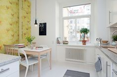 Fresh inspiration from a Gothenburg apartment