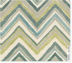 zigzag wallpaper by tapetenagentur.de