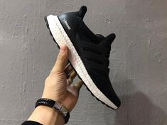 20d7a462079a3 Best Deal Original Adidas Ultra Boost 3.0 Real Boost Black AQ8842 for  Online Sale 08 Nike Tanjun