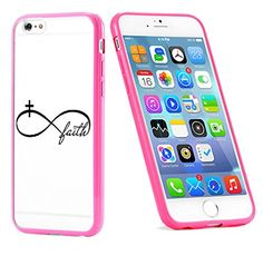 Popular Apple iPhone 6 or 6s Christian Faith Infinity Cross Cute Gift for Teens TPU Bumper Case Cover Mobile Phone Accessories Hot Pink MonoThings http://www.amazon.com/dp/B017HV5OSC/ref=cm_sw_r_pi_dp_CS9nwb08FA3GG