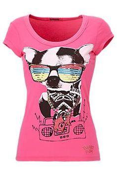 Punky Fish T-shirt? Bestel nu bij wehkamp.nl