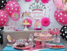 Księżniczki Disneya - Prezenty na urodziny dziecka, stroje i akcesoria, dekoracje stołu, sali, tortu - Urodzinydziecka.pl