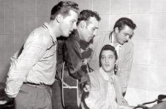 Legendär: Elvis und The Million Dollar Quartet 1956