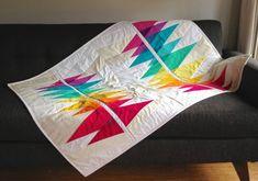Custom Baby Quilt, Modern Baby Quilt, Modern Handmade Baby Quilt, Custom Blanket, Custom Crib Quilt,  Customized Quilt, Custom Design Quilt
