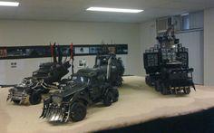 Mad Max: Fury Road Concept Art & Model | Rocketumblr