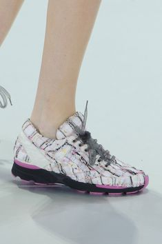 Karl Lagerfeld Makes Sneakers Haute, Our Feet Rejoice!