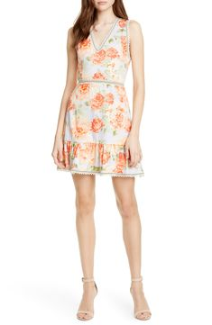 Looking for Alice + Olivia Kirean Floral Minidress ? Check out our picks for the Alice + Olivia Kirean Floral Minidress from the popular stores - all in one. Cotton Maxi Skirts, Dress Clothes For Women, Silk Midi Dress, Faux Wrap Dress, Lace Bodysuit, Women's Fashion Dresses, Alice Olivia, Plus Size Dresses, Nordstrom