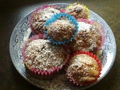 These are delicious Energy Muffins and are great for school lunchbox treats