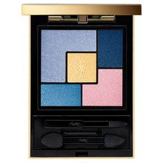 Yves Saint Laurent Couture Palette Collector Pop Illusion Color Ready To Wear Yves Saint Laurent Beauté, Dior Makeup, Blush Makeup, Makeup Cosmetics, Makeup 2018, Best Mac Makeup, Best Makeup Products, Ysl Beauty, Mac Makeup