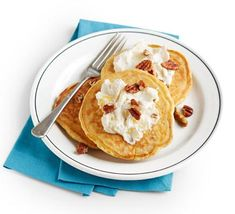 Carrot Cake Pancakes: So easy to make!