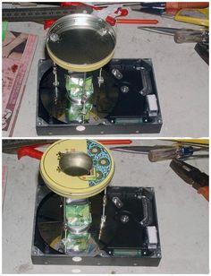 Машинка изготовления сладкой ваты