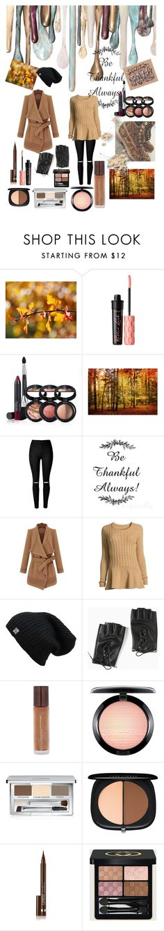 """""""I just can't help myself, but I think I'm falling for you"""" by gothgirl87454 ❤ liked on Polyvore featuring Timberland, Benefit, Laura Geller, Neiman Marcus, Torrid, Becca, MAC Cosmetics, Clinique, Marc Jacobs and Gucci"""