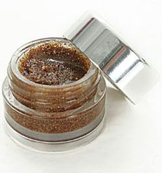 DIY Lip Exfoliator  1. 1 Tbsp Brown Sugar 2. 1 Tbsp Honey 3. 1 Tsp Vitamin E Oil