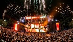 Exit Festival is an award-winning summer music festival which is held at the Petrovaradin Fortress in the city of Novi Sad, Serbia. It was officially proclaimed... Get more information about the Exit Festival 2017 on Hostelman.com #event #Serbia #music #travel #destinations #tips #packing #ideas #budget #trips #exit #festival #2017 #festival