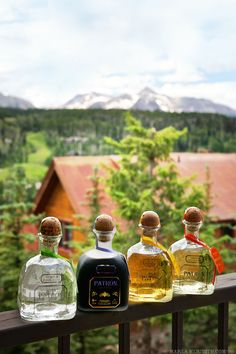 Happy Hour at my place ;) @Patron #patron #tequila #happyhour #telluride #colorado   MarlaMeridith.com
