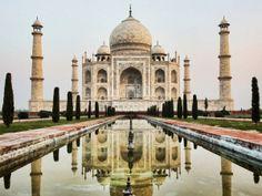 Do amor do príncipe Shah-Jehan pela princesa Mumtaz Mahal!