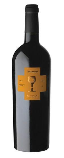 Roccamora - Schola Sarmenti #vino #wine #naming #packaging