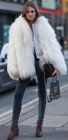 mongolian fur.