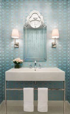 bathroom | Martha O'Hara Interiors