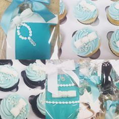 Tiffany Party Cookies