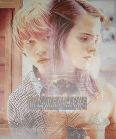 Ron and Hermione Love