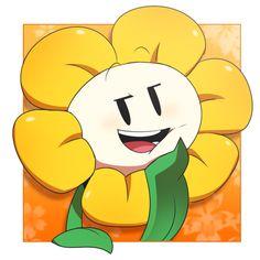 Flowey Undertale, Undertale Comic Funny, Undertale Fanart, Frisk, Alien Drawings, Kawaii Drawings, Flowey The Flower, Rpg Horror Games, Flower Names