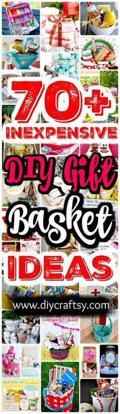 70+ Inexpensive DIY Gift Basket Ideas - DIY Gifts - Page 14 of 14 - DIY & Crafts