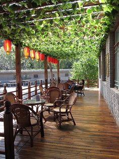 restaurant patio - Google Search