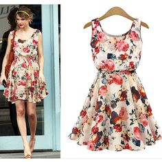 dress me prom dresses Picture - More Detailed Picture about Ladies Dress Print Casual Vintage Female Vestidos European Style Fashion Office Women Clothing Cheap Bohemian Beach Summer Dress Picture in Dresses from Topcool Fashion(Wholesaler&Drop shipping) Cheap Dresses, Casual Dresses, 2015 Dresses, Dresses Dresses, Party Dresses, Dresses Online, Style Boho, Retro Style, Office Dresses