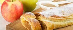 Haberfellner | Rezepte French Toast, Peach, Bread, Fruit, Breakfast, Buffet, Dessert, Puff Pastry Recipes, Chocolate Candies