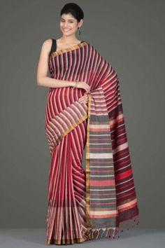 Mangalagiri Cotton Sarees | IndiaInMyBag.com
