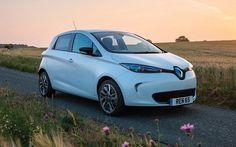 Renault - №1 на ринку електромобілів у Європі : EcoTown