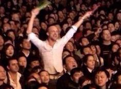 When your best friend is giving a presentation:
