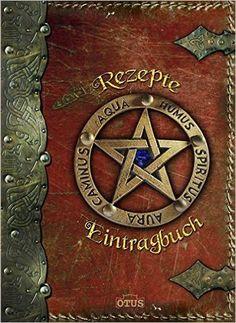 Rezepte Eintragbuch: Amazon.de: _: Bücher