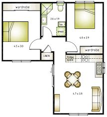 Image result for l shaped granny flat tiny houses for L shaped apartment floor plans
