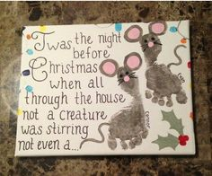 Of The BEST Hand And Footprint Art Ideas Kids Crafts With Homemade Cards Canvas Paintings Keepsakes Using Foot Prints