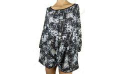 George elképesztően trendi Vadiúj, címkés felső 48 - Női top, felsőrész - Molett használt ruha - tunika