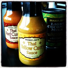 Is it really time to plan out the week??? Yikes. Here we go... Firstly, if you haven't discovered Trader Joe's Curry Sauces, you're in for a treat (if you don't live near a Trader Joe's, I'm real...